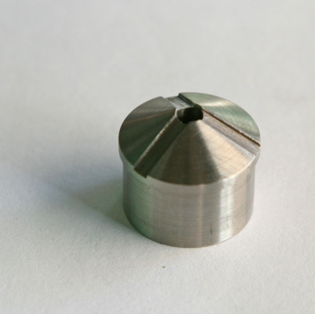 Stainless steel nozzle ps